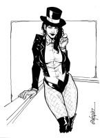 Zatanna II by Uncle-Gus