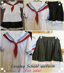 Cosplay Uniform [CLOSED] by WanNyan
