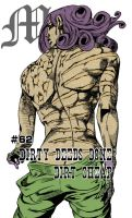 Dirty Deeds Done Dirt Cheap by M by MarioTheArtistM