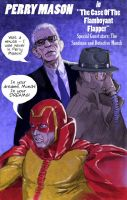 TLIID Detective/Munch Week with The Sandman by Nick-Perks