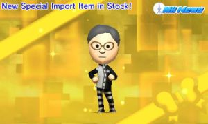 Parker the Import Shop clerk by GWizard777