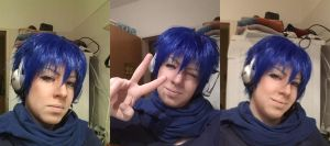 Kaito Wig Test by Freya-24