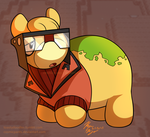 Magma Leader Numel by toastydoodles