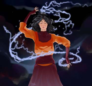 Princess of The Fire Nation ~ Amy by AliceandAmy