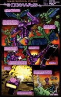 SHOCKWAVES by Transformers-Mosaic