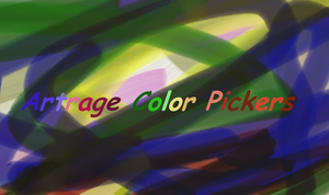 Paint the The Rainbow Pickers by Writer-Colorer
