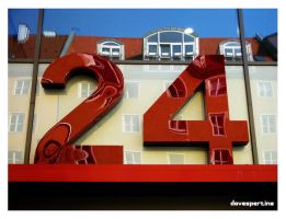 24 by davespertine