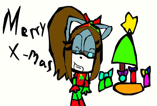 MERRY CHRISTMAS!  again...... by emmathecat28