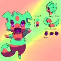 Strawberry dawg for sale :open: by Pand-ASS