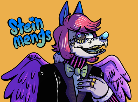 Stein Mengs by Angry-Baby