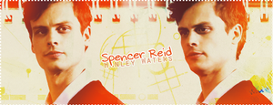 Spencer Reid Signature by ManonGG