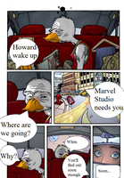 Joke 15 Marvel needs you Howard by TheDoctorWriter