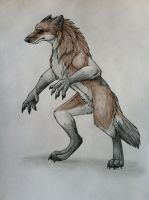 Werewolf by SuperAthena