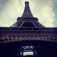 Eiffel Tower by KorraFarron