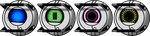 The four cores of Portal 2 by Masterlegodude