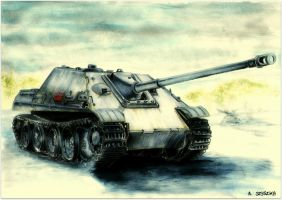 Jagdpanther by Cune