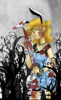 Redo Umi in Wonderland by ZOE-Productions