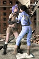 Fallout 3 by cosplayerotica