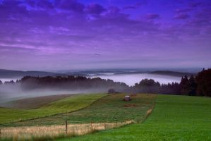 Bavaria morning II by mutrus