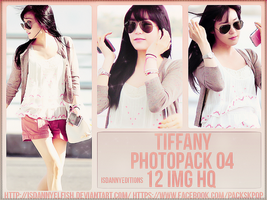 Tiffany (SNSD) - PHOTOPACK#04 by JeffvinyTwilight