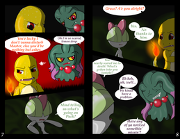 Pokemon Adventures: The Pit pgs 7-8 by The9Tard