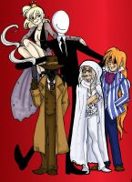 2011 Hellsing Halloweenies by hermitchild