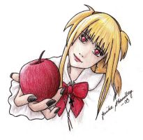 Death Note - Misa 01 by Jessilla88