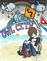 Owl City by breina
