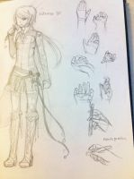Just Sketches by Audey-san