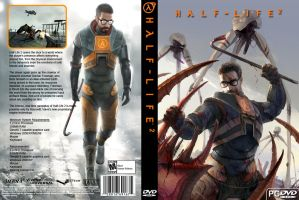 Half-Life 2 Cover by Toxicity-