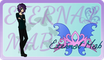 [B] Eternal Mab ~ Designer Card by angelofcryinghearts