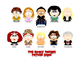 Rocky Horror South Park Show by MrAngryDog