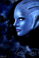 Real Liara T'Soni by Elisa-Gallion