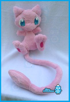 Mew by BlueRobotto