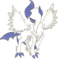Pokemon X/Y: Mega Absol by xMaikoWolfx