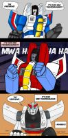 Over Done by Comics-in-Disguise