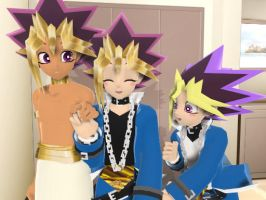Best of brothers~ by YugixYamiLove4ever