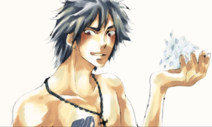 FT: Gray Fullbuster by Alina-chan