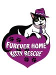 Furever Home Kitty Rescue logo version 2 FINAL by Keymagination
