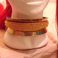 close up of new chocker by dragonnightroad