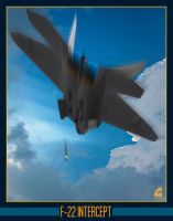 F22 Intercept by Rob-Caswell