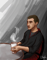 AC. Desmond Miles by morlockiness