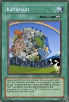 Katamari Card by Egnio
