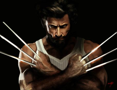 The Wolverine by YETI000