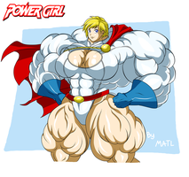 Big Power Girl by MATL