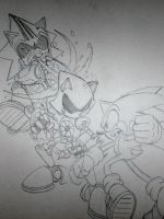 sonic universe 50 practice by trunks24