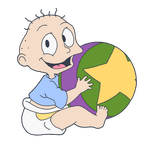 Tommy Pickles by ReluctantCat