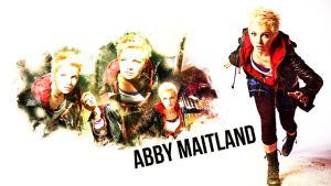 Abby Maitland by Super-Fan-Wallpapers
