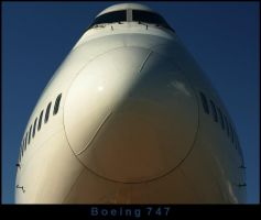 Boeing 747 by MetalTrack