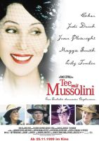 Tea with Mussolini by GustavoChoves